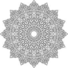 5-Floral Pattern (Khatai)
