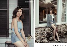 Star Style PH - Sugar & Spice featuring Sofia Andres Filipina, Celebs, Celebrities, Sugar And Spice, Every Girl, Star Fashion, Kylie, Swimsuits, Ootd