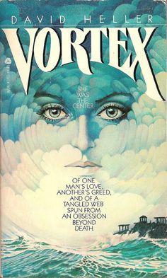 Vortex, book cover