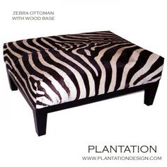 Plantation Design -- Furnishings