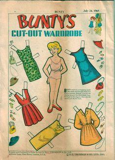 Vintage Paper Dolls, Vintage Toys, Childhood Toys, Childhood Memories, Newspaper Paper, Paper Dolls Printable, Single Sheets, Retro Toys, Love Design