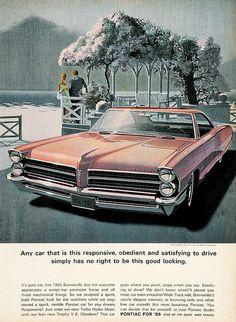Pontiac Bonneville '65 | Flickr - Photo Sharing!