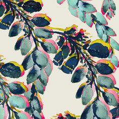 print & pattern: DESIGNER - laura olivia. Inspiration for my colour pallet.
