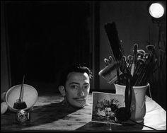« Tête sur une table » (1943)