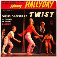 Johnny Hallyday - Viens Danser Le Twist (Vinyl) at Discogs