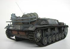 StuG III Ausf.B — Каропка.ру — стендовые модели, военная миниатюра