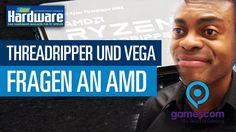 Gamescom - Fragen an AMD zu Threadripper und Vega - PCGH Raw & Uncut https://youtu.be/t-JOXCfDa-M