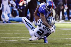 Round 2 in New York? Josh Norman and Odell Beckham Jr. arent saying