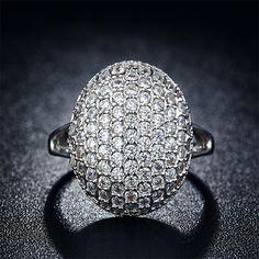 1PC GIFT Snap Button Crystal Fashion Jewelry Tibetan Silver Tone For Bracelet #8
