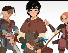 """personal project - Robin Hood """"The prince of Blood"""" Character Design Teen, Character Design Animation, Fantasy Character Design, Character Design References, Character Design Inspiration, Character Concept, Concept Art, Character Modeling, Character Drawing"""