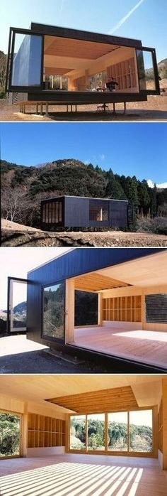 Container House - Lecture dun message - mail Orange Who Else Wants Simple Step-By-Step Plans To Design And Build A Container Home From Scratch? Modular Homes, Prefab Homes, Container Architecture, Architecture Design, Building A Container Home, Container House Design, Shipping Container Homes, Shipping Containers, Shipping Container Buildings