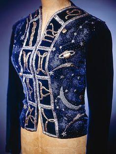 Astrology Evening Jacket by Elsa Schiaparelli Summer 1937 Moda Antigua e45f43f0d67c