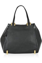 ZAC Zac Posen Daphne leather and PVC tote