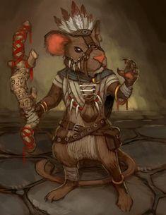 Shaman - Mice & Mystics