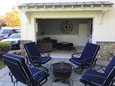 Garage Storage Cabinets, Garage Organization, Garage Apartments, Garage Design, The Great Outdoors, Showroom, Schedule, Minimalism, Garage Doors