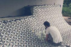 Nouveaux Motifs peints dans des Espaces abandonnés par Javier De Riba (1)