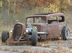 1933 Oldsmobile Sedan Tudor Hot Rod by deerchooper http://www.hotrodbuilds.net/1933-oldsmobile-sedan-tudor-build-by-deerchooper
