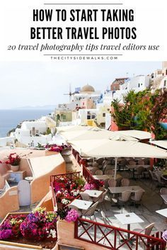 Have you taken a look at your travel photography skills to see where you can improve? If you've ever wondered how to take amazing photos of your vacations, use this post as your guide. Uncover 20 travel photography tips to start taking better travel photos on your next trip!
