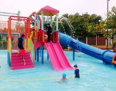 A Family Day Out at Black Mountain Water Park, Hua Hin