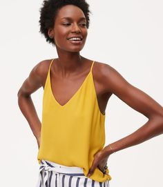 This cami only looks fancy - it can be dressed up or down, looks good on everyone, and is virtual indestructible when washed.   In the washing machine.