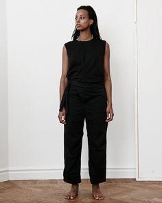e5f0e2e0 Yogabyxa Now Trouser, Black - Ann Ringstrand