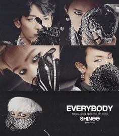 SHINee Everybody Wallpaper