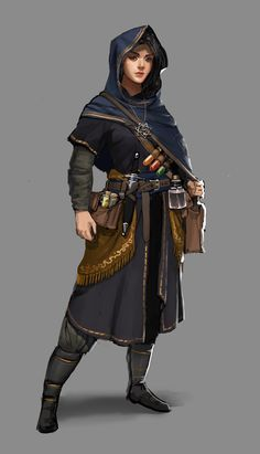 Dungeons And Dragons Characters, Dnd Characters, Fantasy Characters, Female Characters, Female Character Design, Character Creation, Character Design Inspiration, Character Art, Character Types