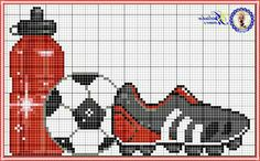 Cross Stitch Boarders, Cross Stitch Flowers, Diy And Crafts, Arts And Crafts, Bobble Stitch, Esports, Crochet Motif, Tricks, Couture