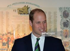 Prince William Duke of Cambridge during a visit to Stirling Castle on October 24 2016 in Stirling Scotland The Duke of Cambridge in his role as Earl...