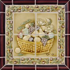 Decorative Relief Tile Ideas - traditional - products - portland - Pratt and Larson Ceramics