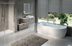 Vasca Da Bagno Harmony : Best vasche da bagno images bathroom bath room