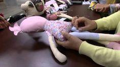 Mulher.com 23/06/2014 - Boneca Tati por Sara Sardim