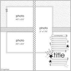 GentlewoodFarms's Gallery: Dec Page Maps #22 Sketch Week 2