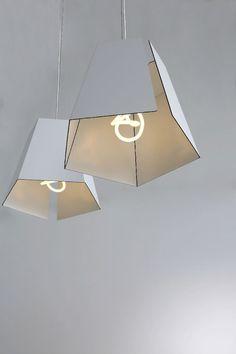 Nistal Pompei Dibond Lamp Lighting Series