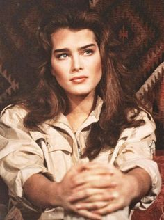 Brooke Shields, 1983