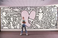 Discover recipes, home ideas, style inspiration and other ideas to try. Pop Art, Keith Haring Kids, Antonio Francisco Lisboa, Jm Basquiat, Wallpaper Wall, Principles Of Art, Arte Pop, Renaissance Art, Pittsburgh