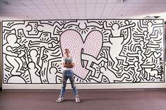 Rush Presbyterian-St. Lukes Medical Center | Keith Haring