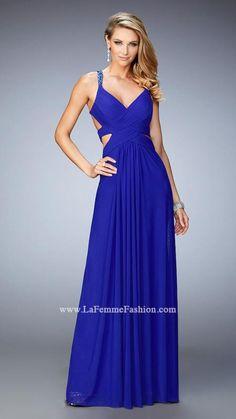 La Femme 22089 | La Femme Fashion 2015 - La Femme Prom Dresses - La Femme Short Dresses