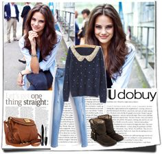 """""""udobuy.com"""" by im-a-daydreamer ❤ liked on Polyvore"""