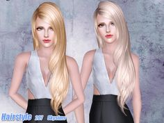 Hair 207 by Skysims - Sims 3 Downloads CC Caboodle