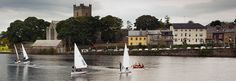 Stay at Lakeside Hotel & enjoy a range of activities from horse riding in the Shannon region, Limerick Water Activity Centre, Fishing, cycling & beaches. Local Activities, Water Activities, Lakeside Hotel, Horse Riding, Sailing, Horses, River, Beach, Candle