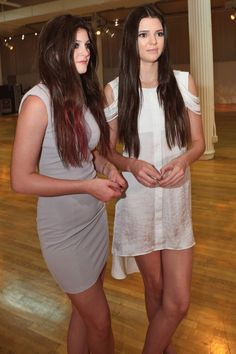 20 Adorably Awkward Photos of Kendall and Kylie Growing Up - Cosmopolitan.com
