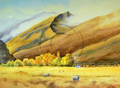 Dart Station near Glenorchy Gallery, Projects, Painting, Life, Color, Art, Log Projects, Art Background, Colour