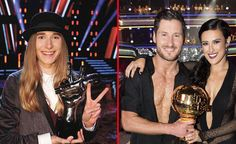 Big Wins For 'The Voice' And 'Dancing With The Stars'