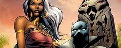 'X-Men: Apocalipsis': Alexandra Shipp, a favor de una película junto al Black Panther de Marvel