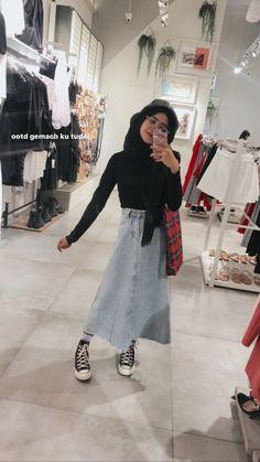 Modest Fashion Hijab, Modern Hijab Fashion, Street Hijab Fashion, Casual Hijab Outfit, Hijab Fashion Inspiration, Ootd Hijab, Muslim Fashion, Casual Outfits, Fashion Outfits