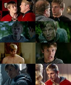 Bradley's facial expressions! < I will never get tired of pinning these...