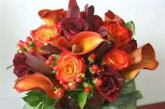 Image detail for -Top Fall Bridal Bouquet Favorites - Weddings