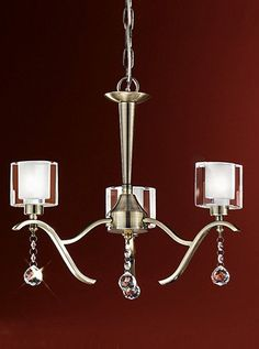 You'll love the Theory 3 Light Crystal Chandelier at Wayfair.co.uk - Great Deals on all Lighting products with Free Shipping on most stuff, even the big stuff.