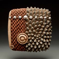 Bearing Field by Christopher Gryder (Ceramic Wall Sculpture) | Artful Home